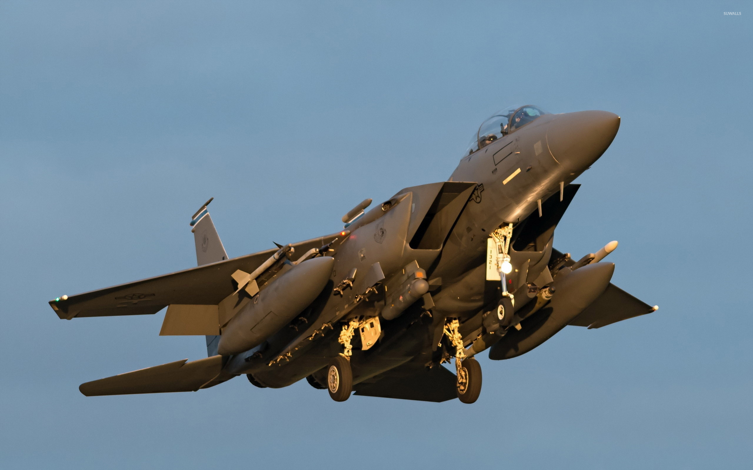 McDonnell Douglas F 15 Eagle Wallpapers and Background Images 2560x1600