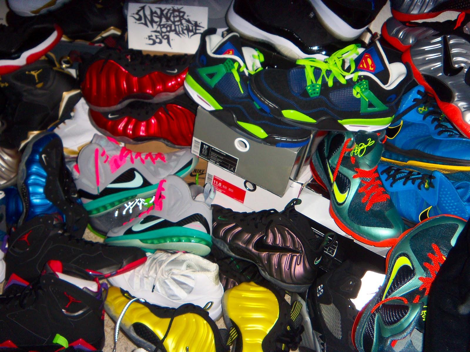 HD Sneaker Wallpapers - WallpaperSafari
