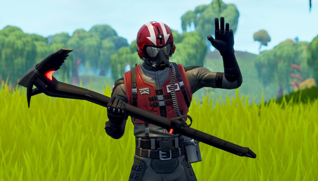 Wingman Starter Pack available now Fortnite INTEL 1021x580