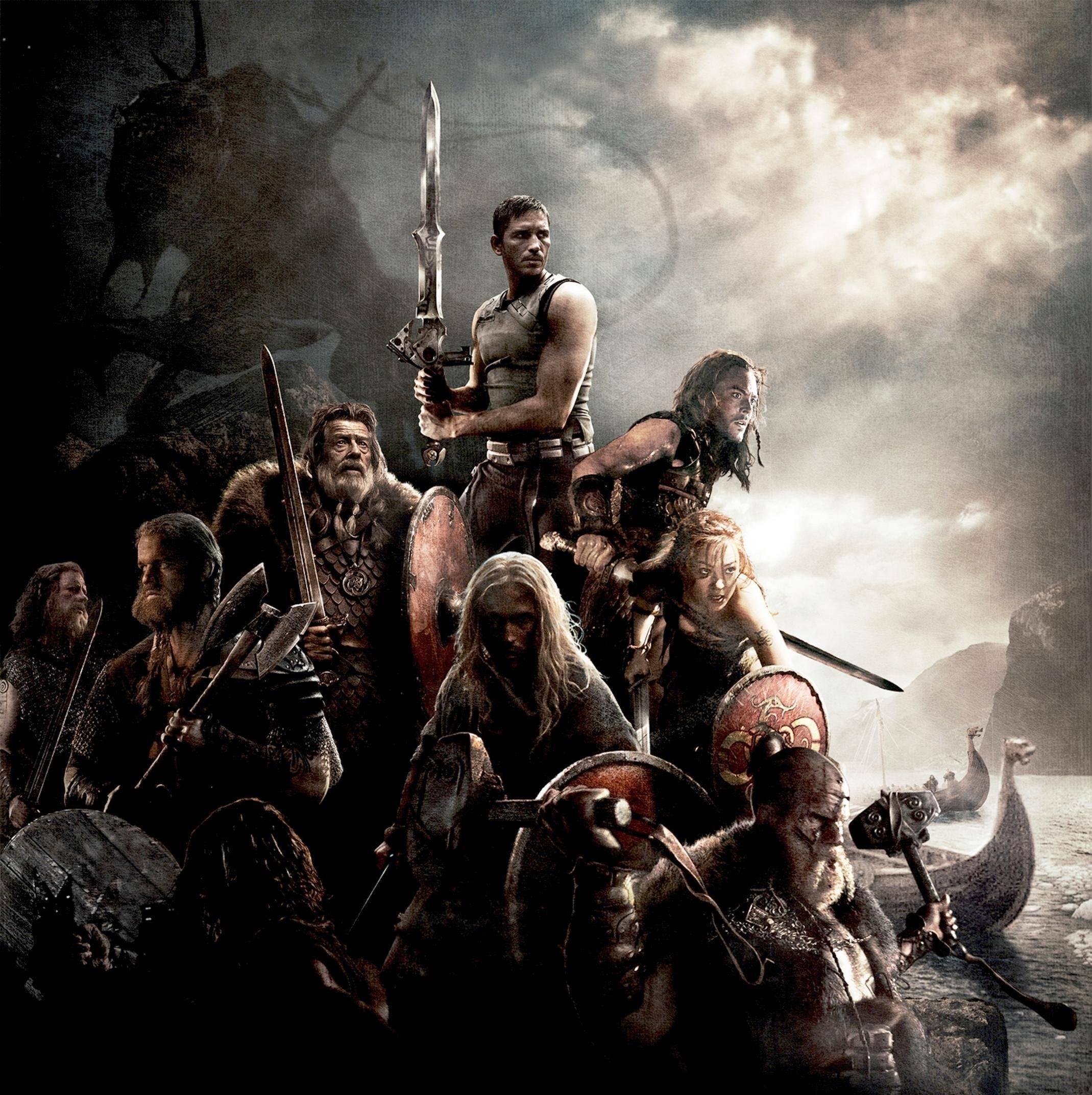 Viking Wallpaper Images
