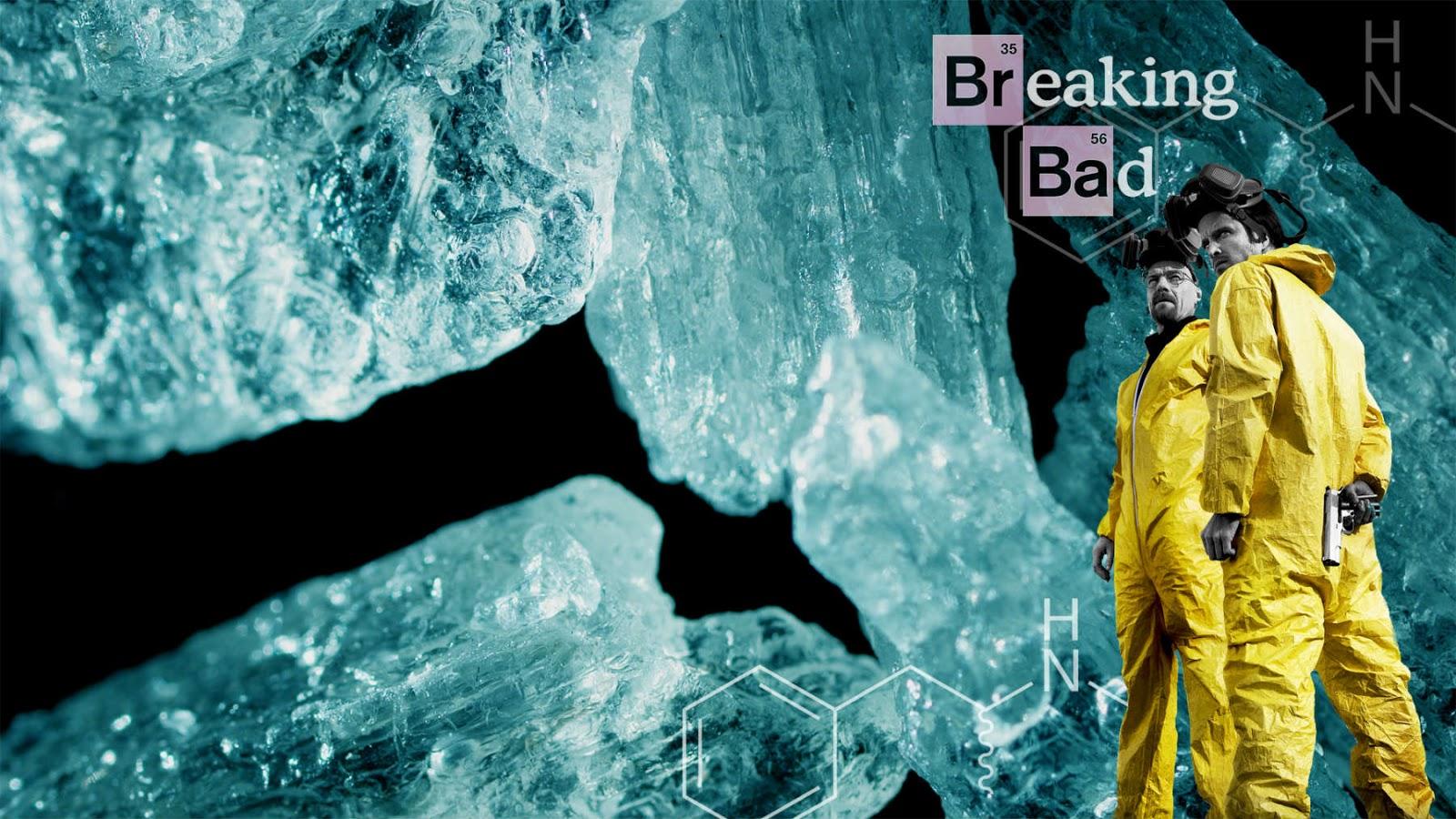 Breaking Bad Fansite Breaking Bad Blue Crystal Wallpaper 1600x900