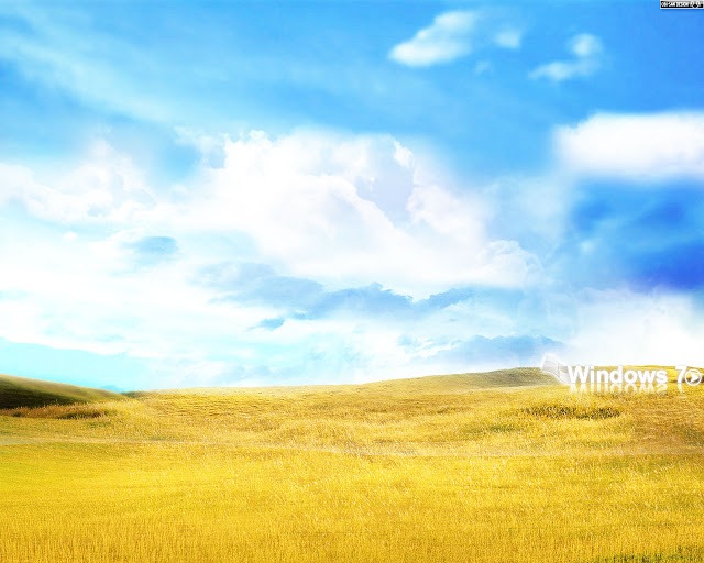 Panoramic Wallpaper of Windows 7 Images Gallery 640x512
