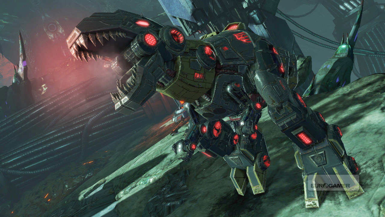 Fall of Cybertron desktop wallpaper 4 of 111 Video Game Wallpapers 1280x720