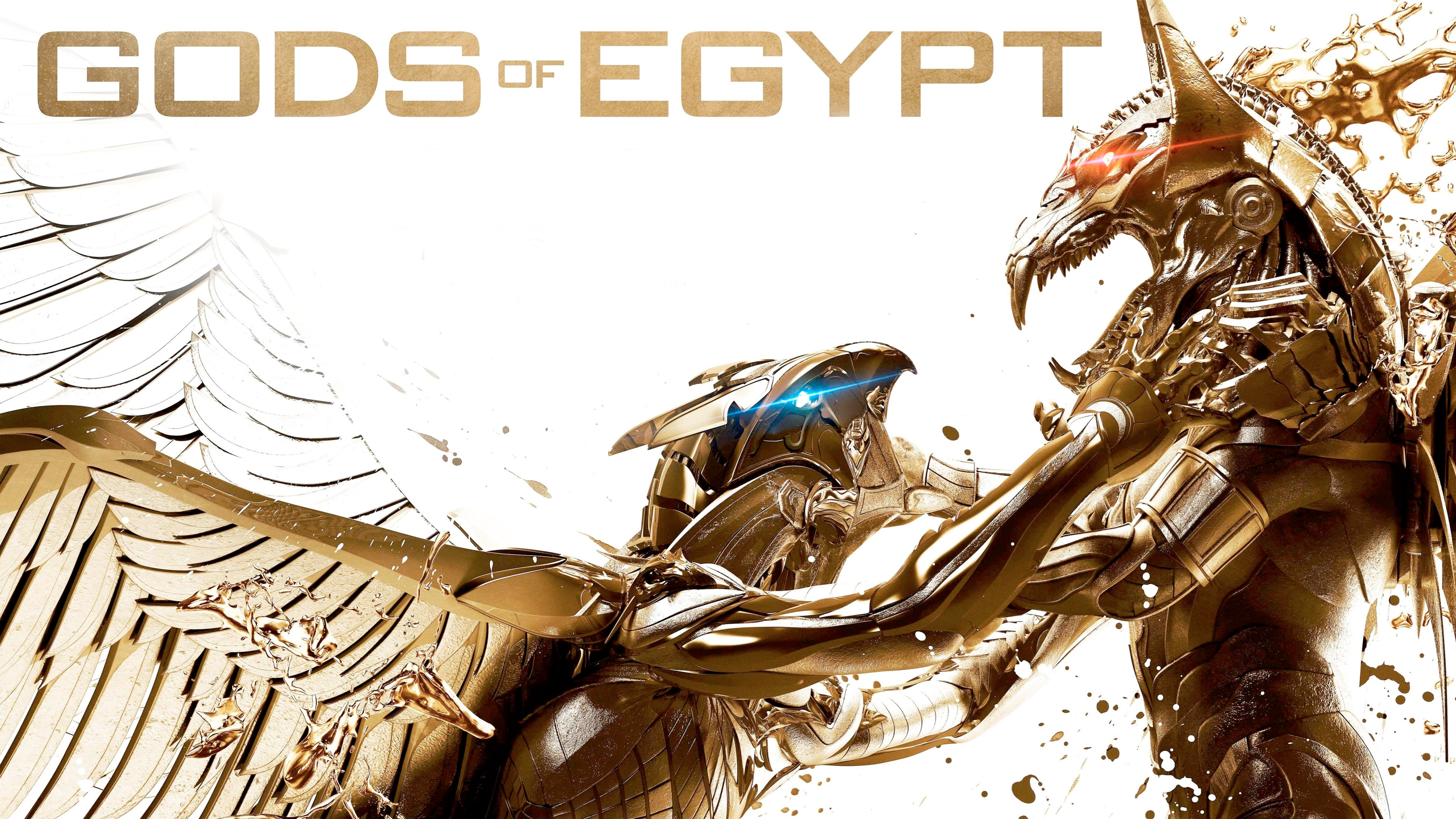 Gods of Egypt Movie Wallpapers HD Wallpapers 3840x2160