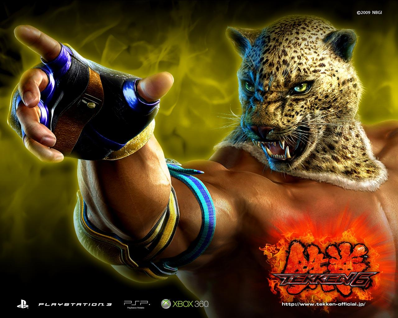 Download Tekken Galleries Tekkenking King Wallpaper 1280x1024 1280x1024