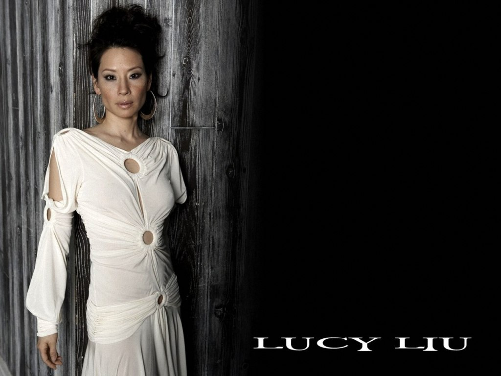 Lucy Liu Wallpaper WallpapersLucy Liu Wallpapers Pictures 1024x768