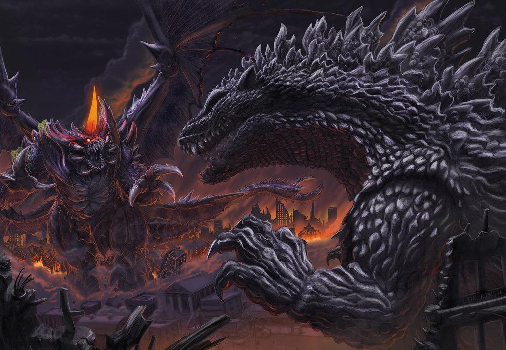 Can current WoW stop Destoroyah Godzilla SpaceBattles Forums 1024x708