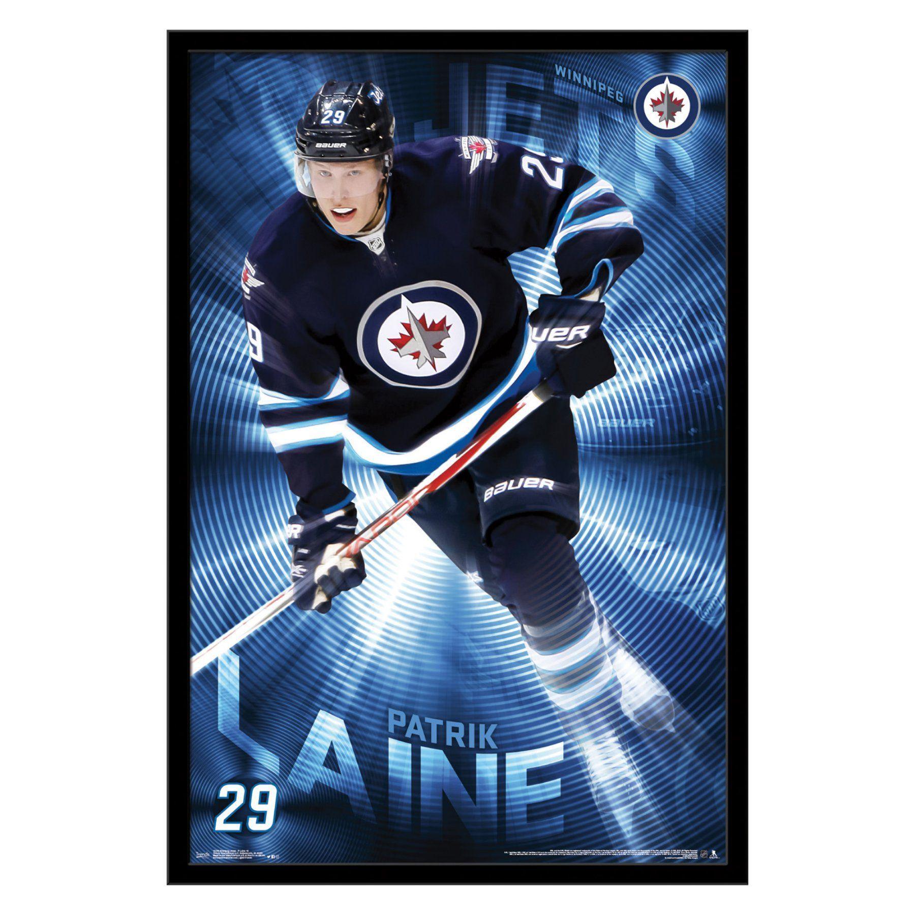 Trends International Winnipeg Jets   Patrick Laine Wall Poster 1800x1800