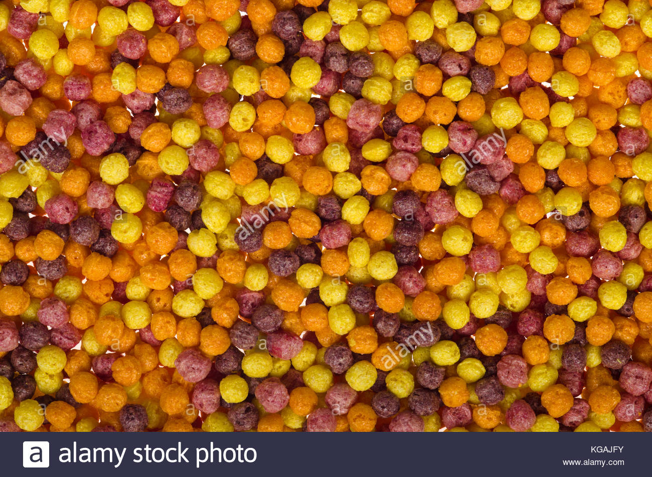 Colourful trix cereal background pattern concept Stock Photo 1300x951
