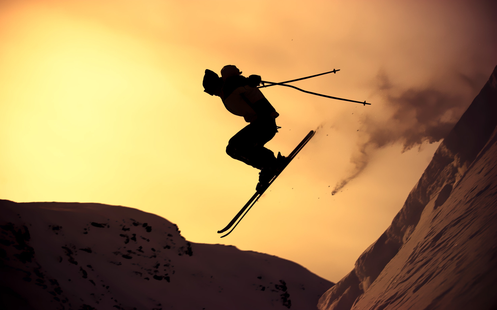 Pics Photos   Skiing Ski Wallpapers Wallpaper Backgrounds 1920x1200