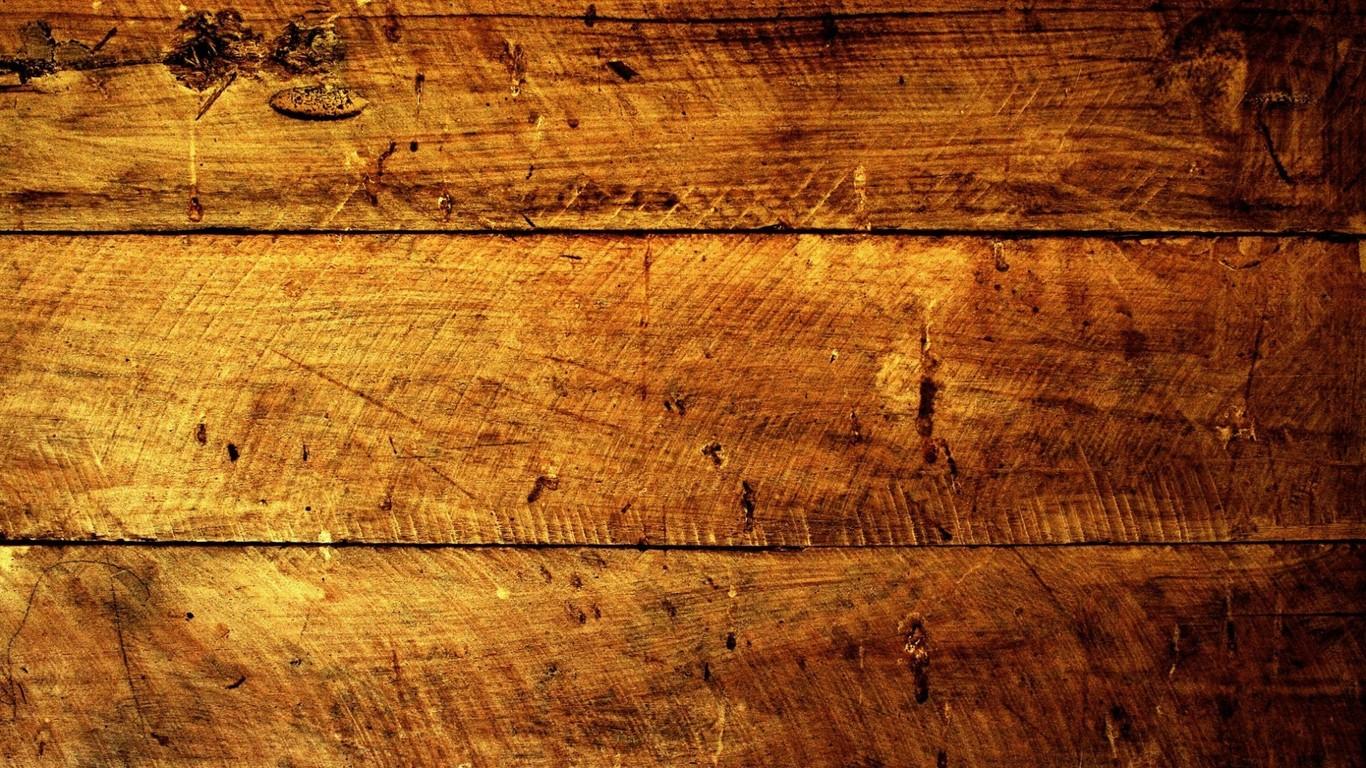 Wood floor wallpaper 4459 1366x768