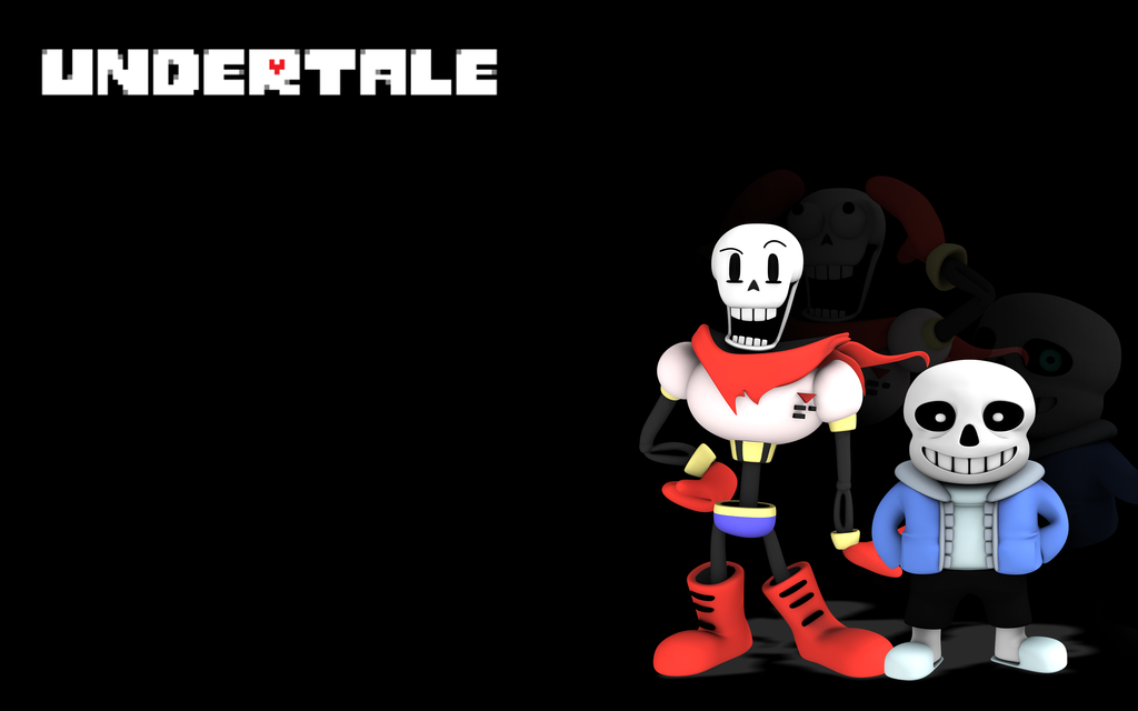 Undertale Wallpaper by Nibroc Rock 1024x640