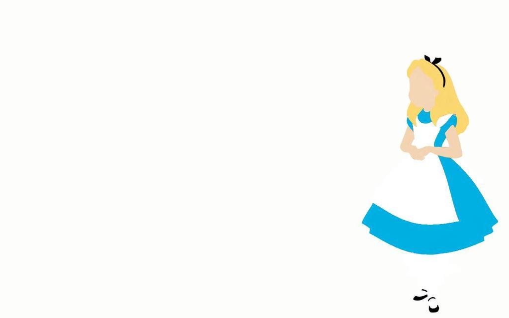 Alice in Wonderland Wallpaper by Vocaloid Weirdo 1024x640
