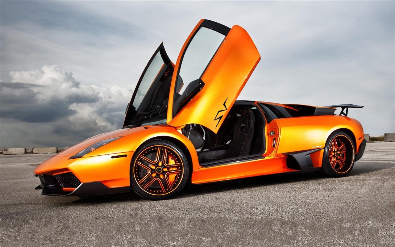 Download Lamborghini Murcielago Lp670 Sv Wallpapers Gratis Imagenes