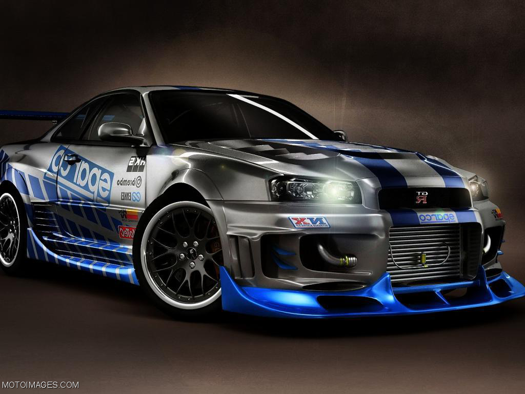 1024x768 Skyline Car Wallpapers   Wallpaper Cave