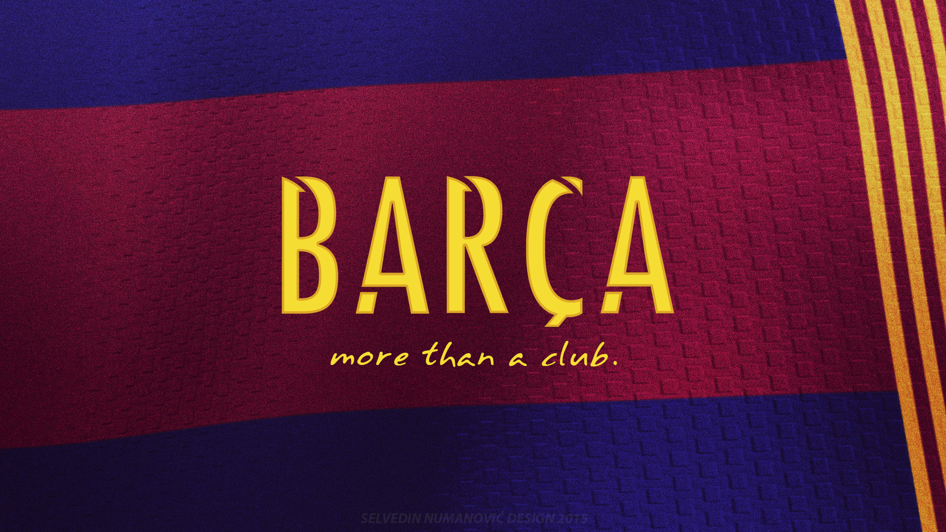 FC Barcelona HD WALLPAPER 2015 by SelvedinFCB 1920x1080