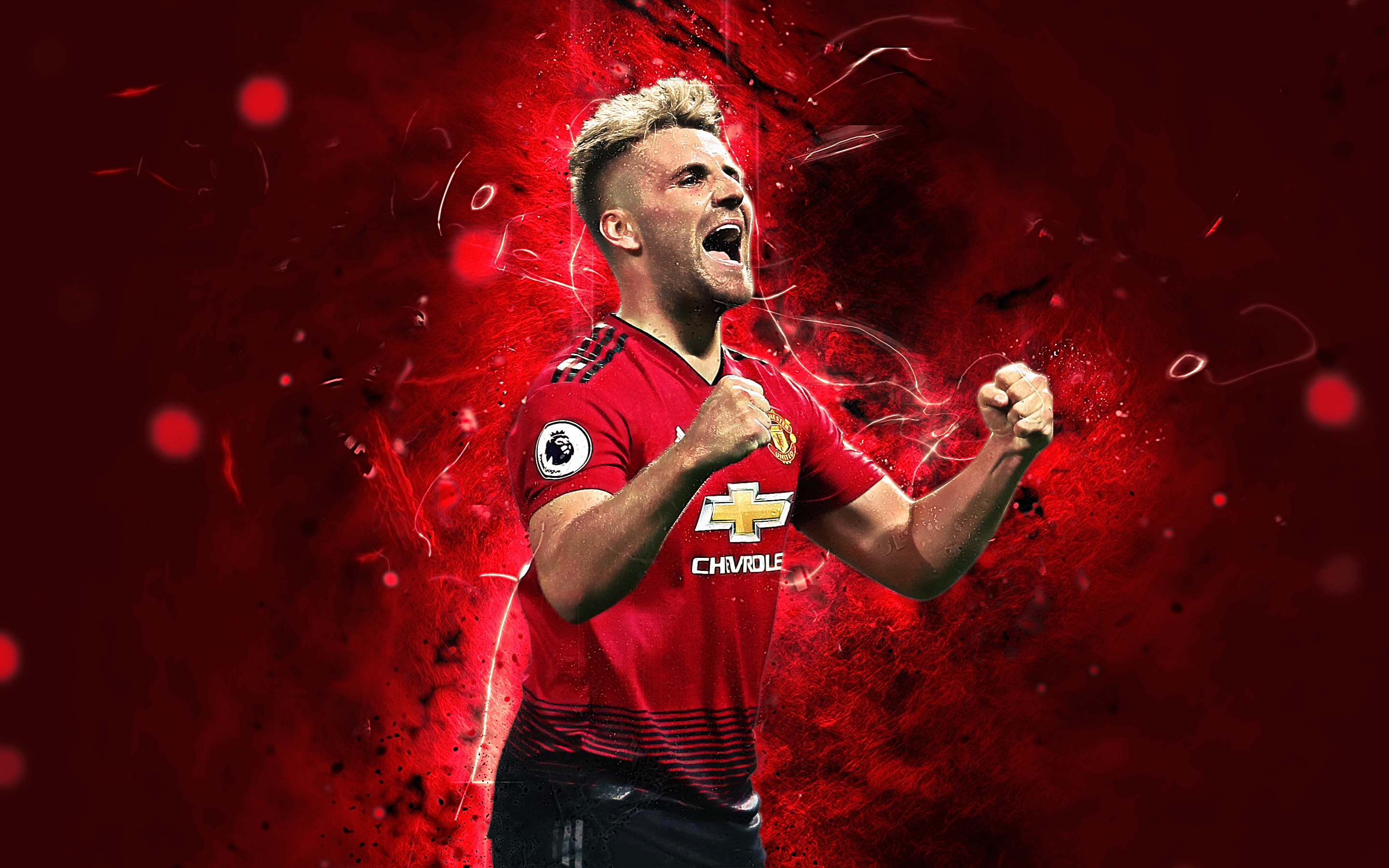 Luke Shaw HD Wallpaper Background Image 2880x1800 ID978768 2880x1800