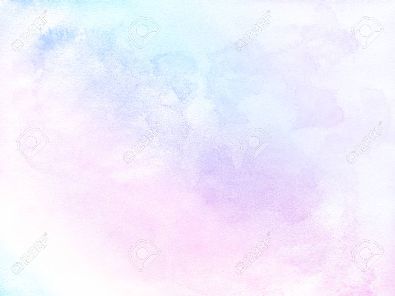 Abstract Pastel Watercolor Background Stock Photo Picture And 1300x975