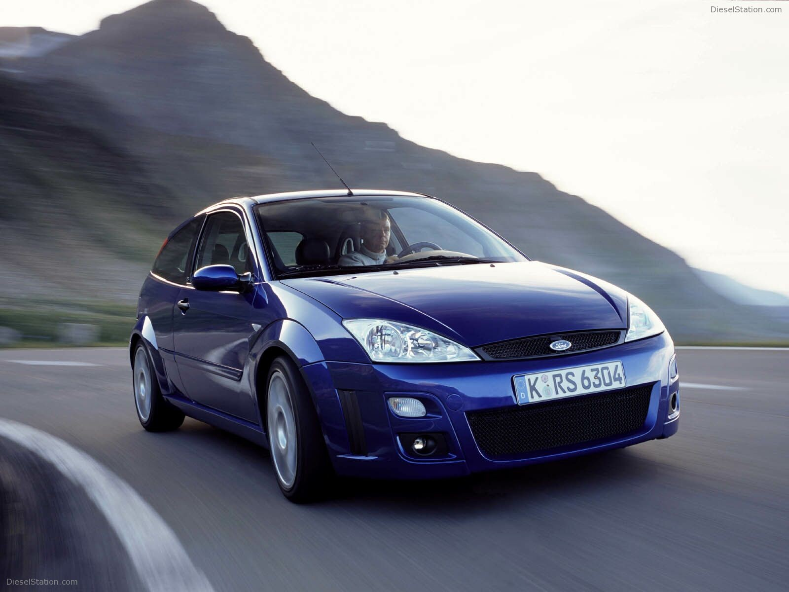 Home Ford Ford Focus RS 2002 1600x1200