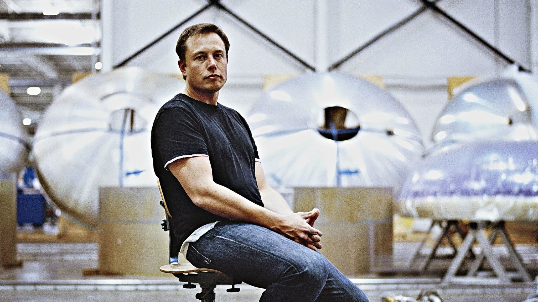 79 Elon Musk Wallpapers on WallpaperPlay 2048x1152