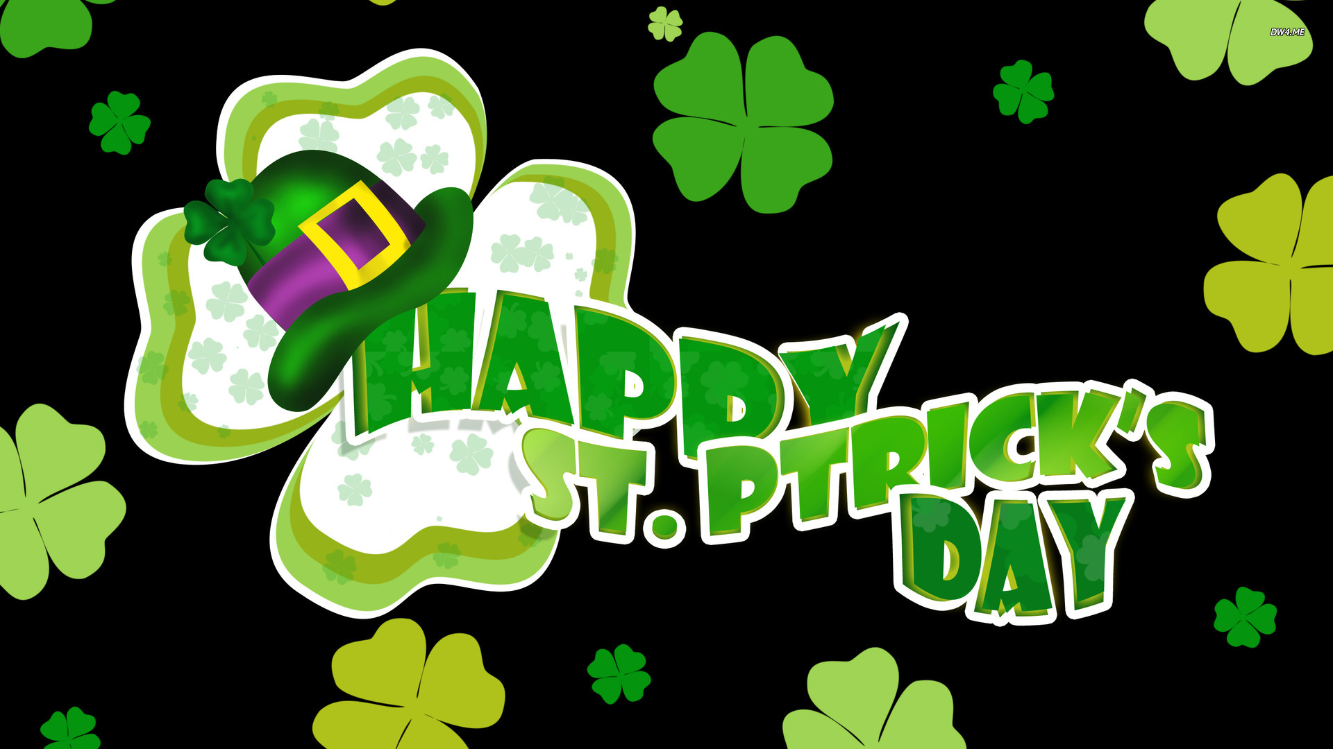 Happy St. Patrick's Day wallpaper - Holiday wallpapers - #1198