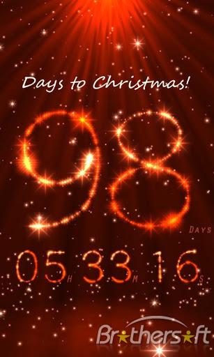 live christmas countdown wallpaper wallpapersafari
