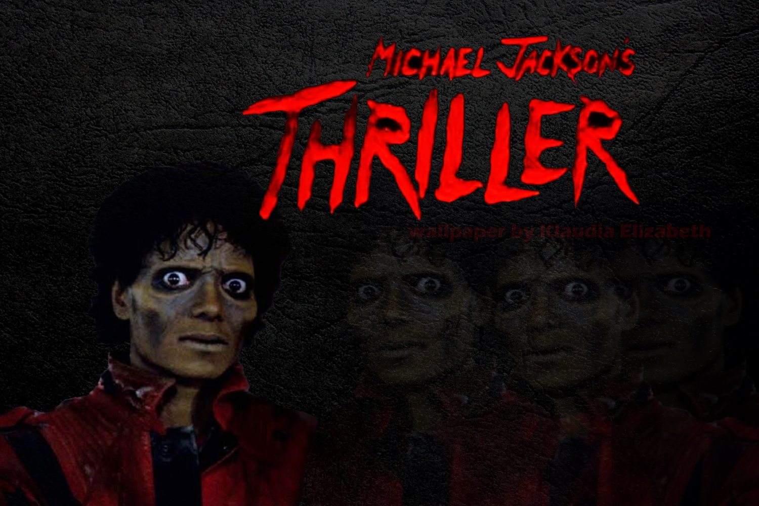 Free Download Michael Jackson Thriller By Klaudiaelizabeth