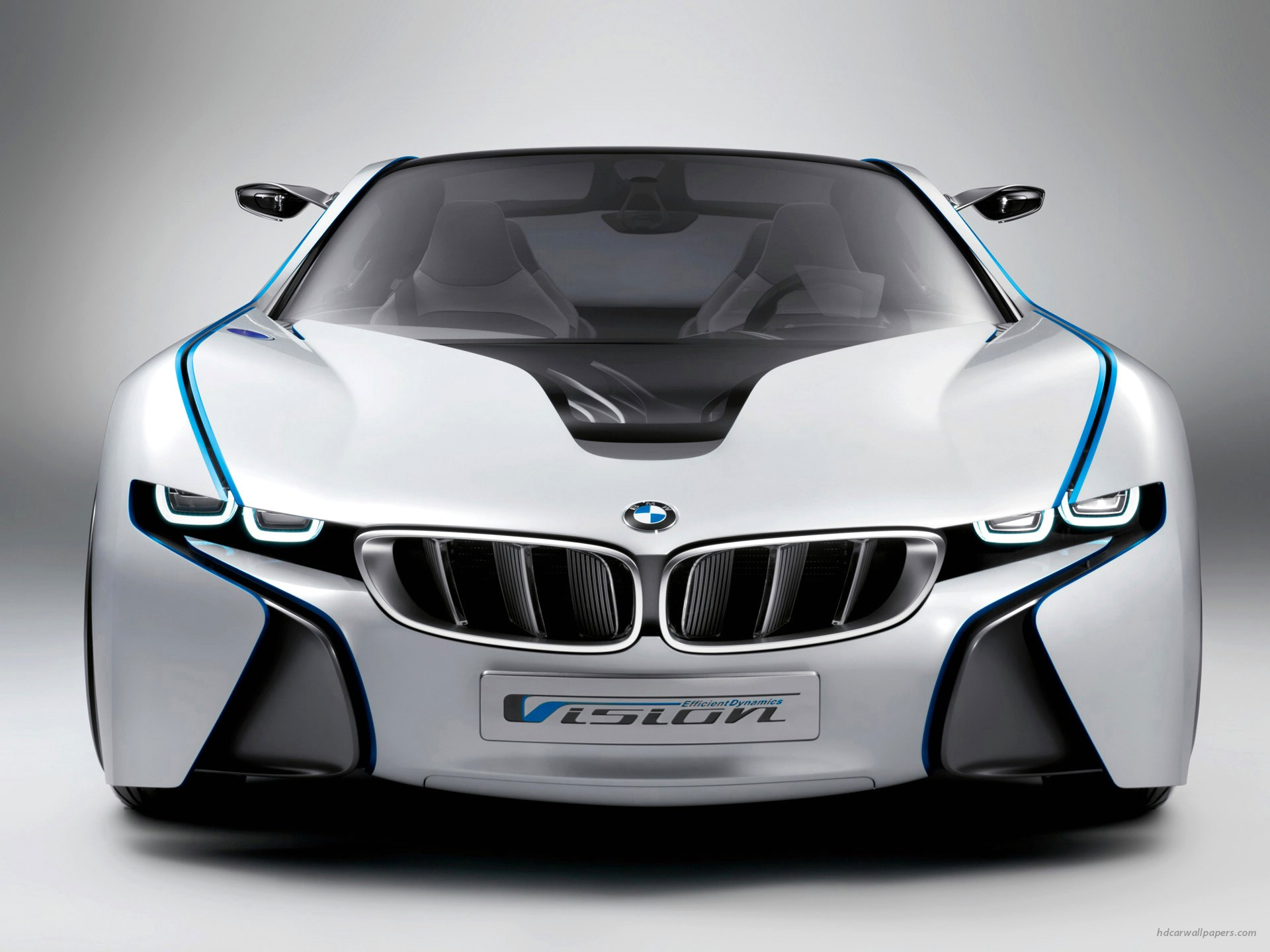 BMW Vision Efficient Dynamics Concept Wallpapers HD Wallpapers 1920x1440