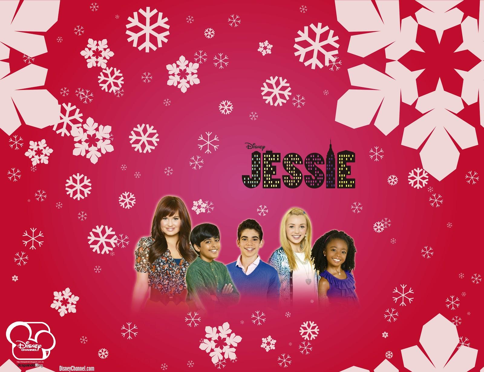 DCSPAINDD BLOG DISNEY CHANNEL Jessie wallpaper exclusivo oficial 1600x1231