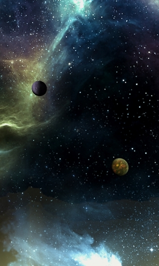 Galeria multimdia do 3D Galaxy Live Wallpaper 321x535
