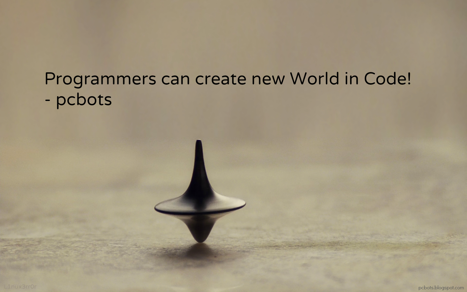Programmers can create new world in code HD Programmers Wallpaper 1600x1000