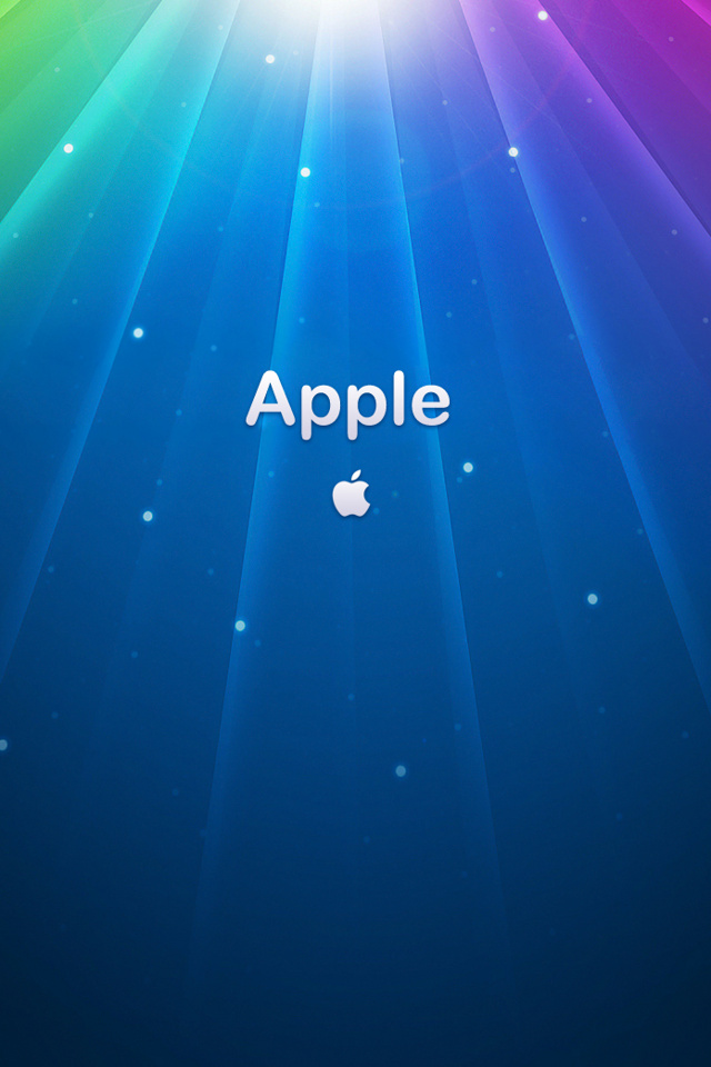 Cool Apple Logo Iphone 4 Wallpapers 640x960 Hd Wallpaper Download For 640x960