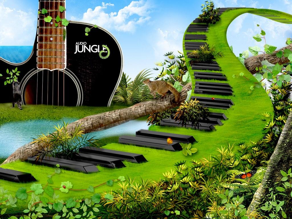 audio junglewallpapers1024x768Audio Jungle Wallpaper 14html 1024x768