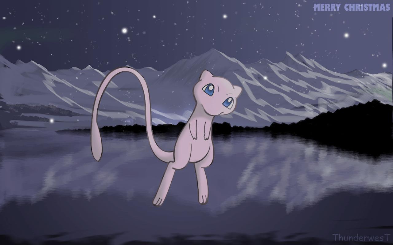 Pokemon Mew Wallpapers 1280x800