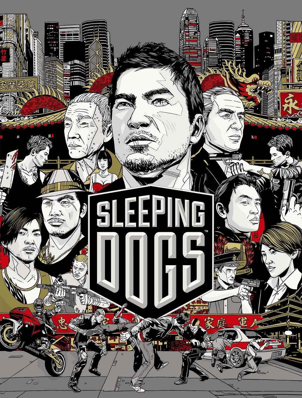 Download Sleeping Dogs Wallpaper 1034x1363 Wallpoper 400320 1034x1363