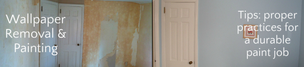Wallpaper Stripping Pro Tips for Removing Wallpaper Paste to Prep 624x138