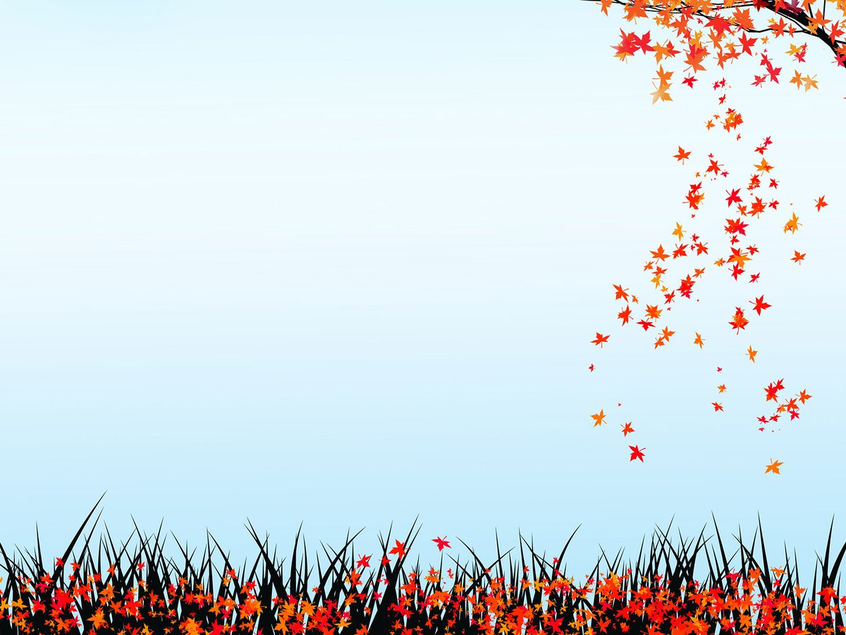 PPT Backgrounds on Twitter Autumn Nature Backgrounds for 1200x900