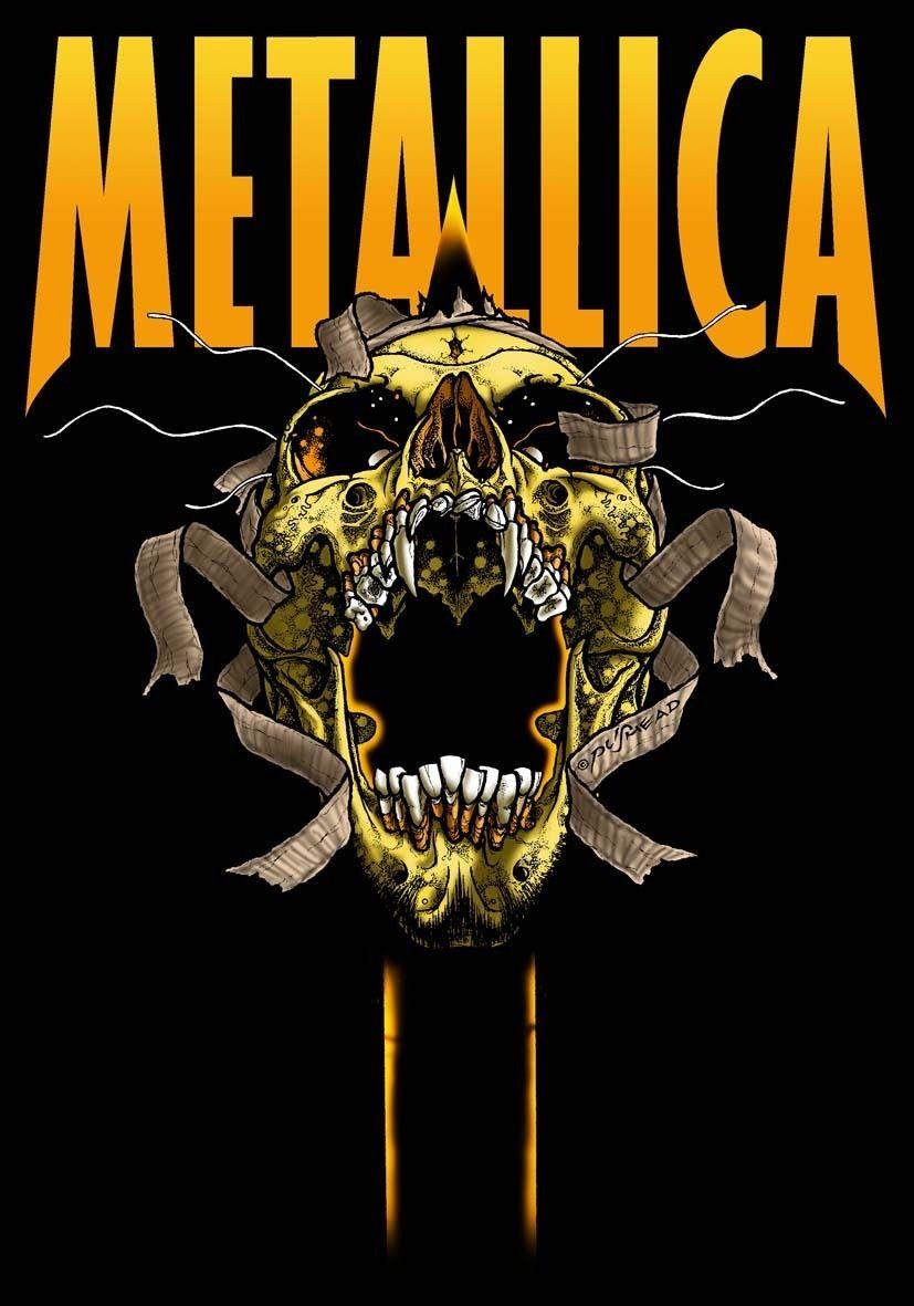 Metallica Logo Desktop Wallpaper  35   Metallicawallpapercom 827x1181