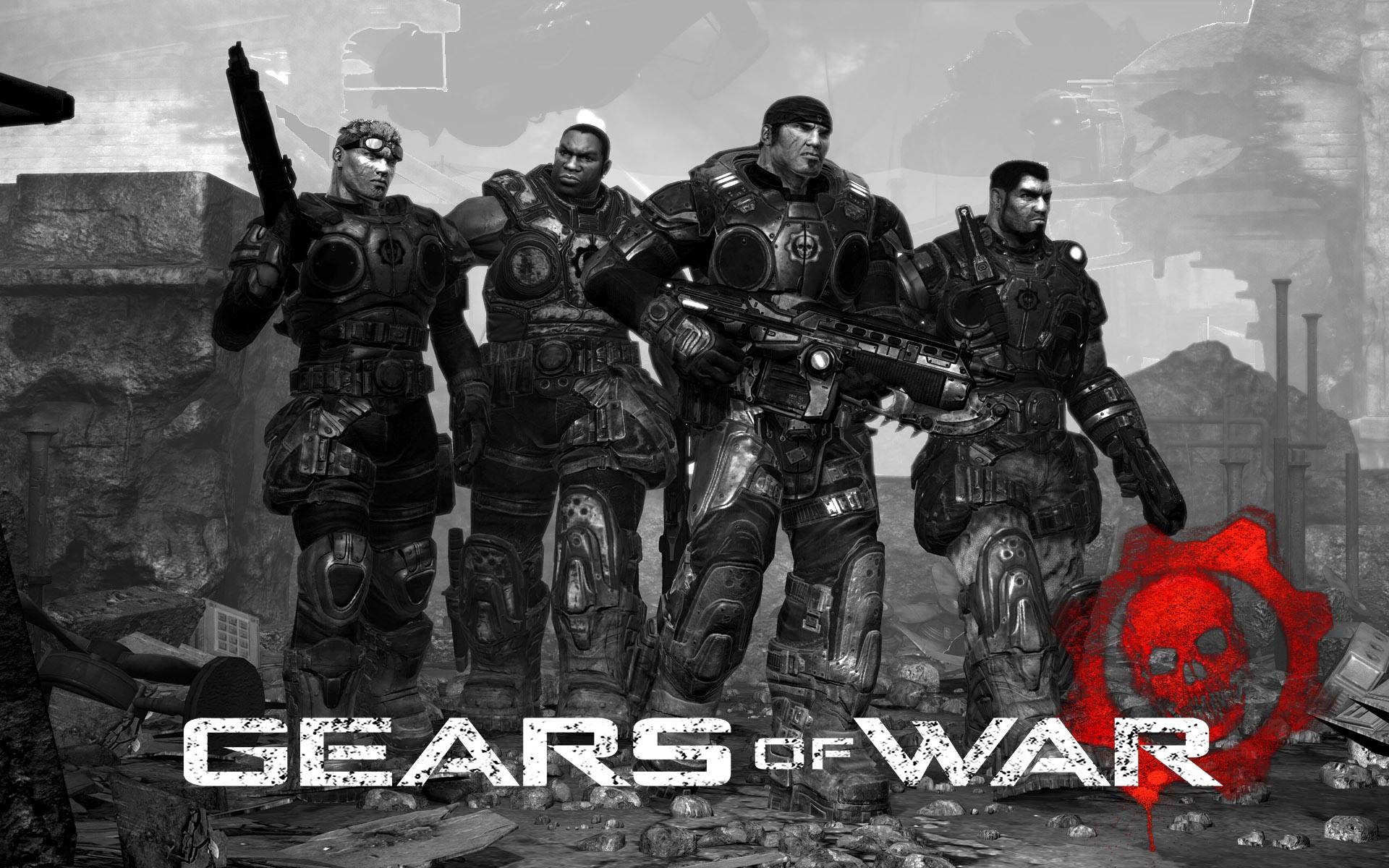 Gears Of War wallpaper   29658 1920x1200