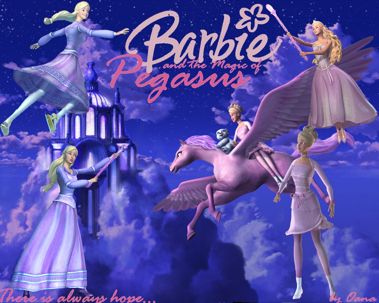 Related Searches for barbie in pegasus 1280x1024