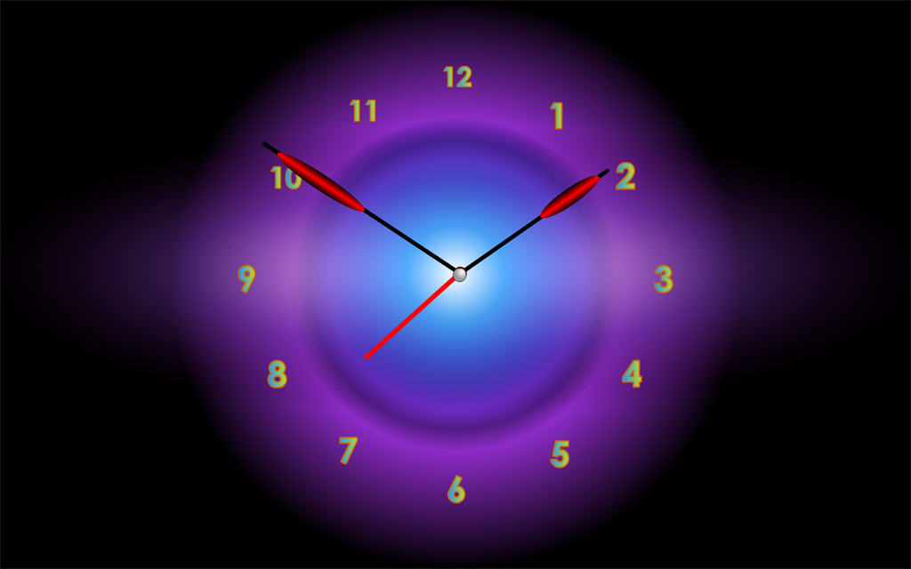 download radiant clock live wallpaper radiant clock screenshots 1024x640
