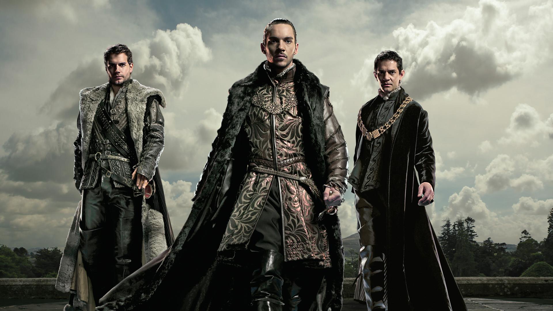 Dynastia Tudorów - najlepsze seriale historyczne