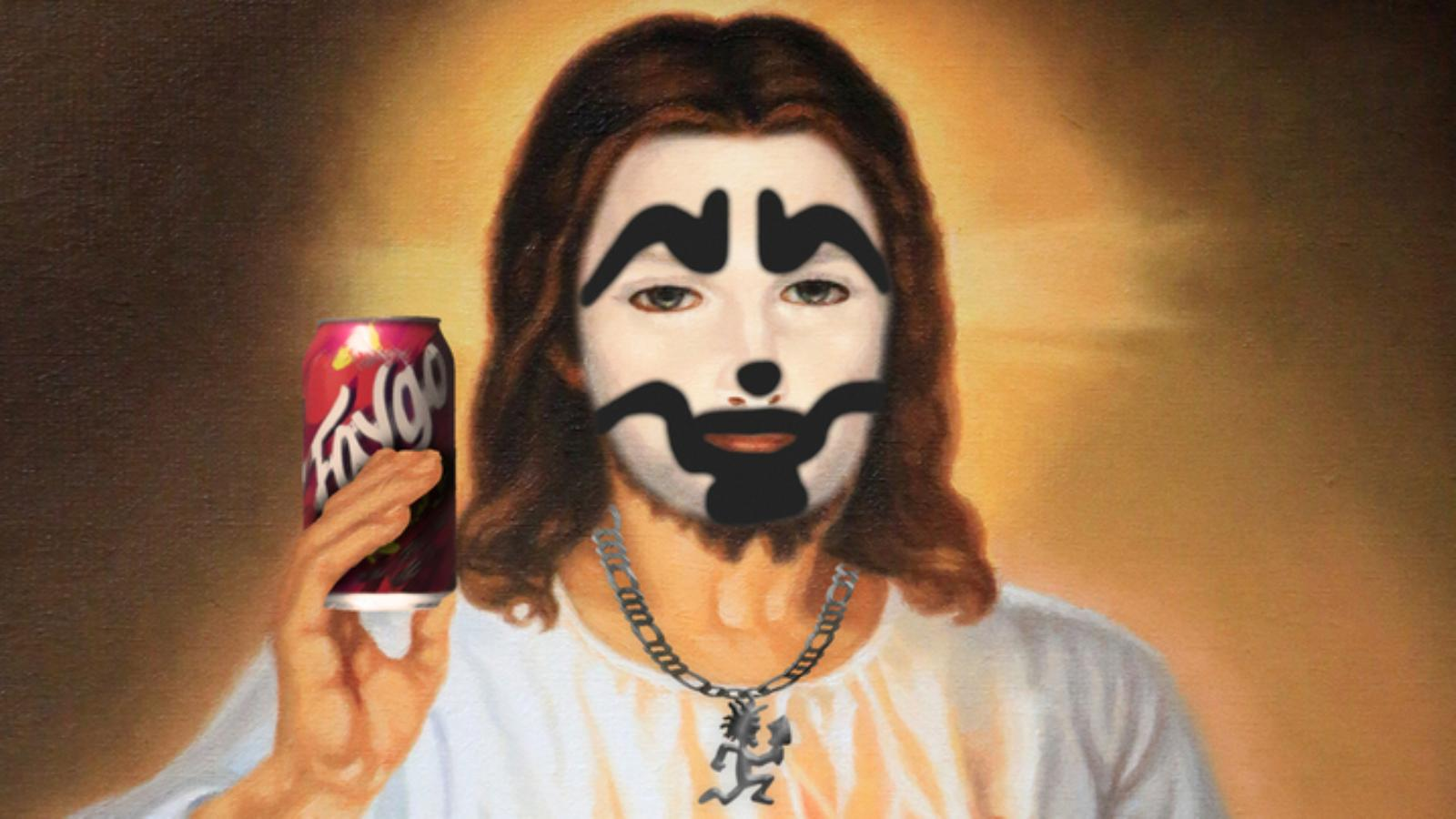 J Webbs I think Jesus would be a Juggalo Quote featured on Vice 1600x900