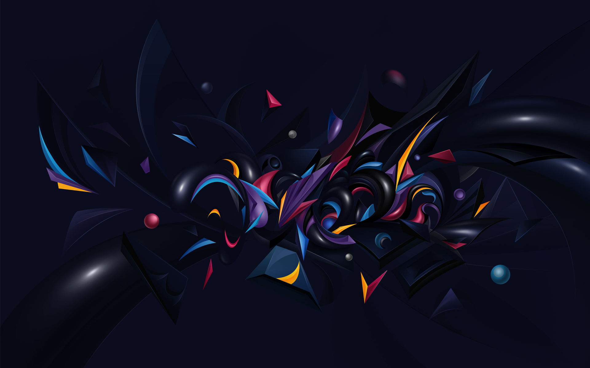 Abstract Chaos Wallpapers HD Wallpapers 1920x1200