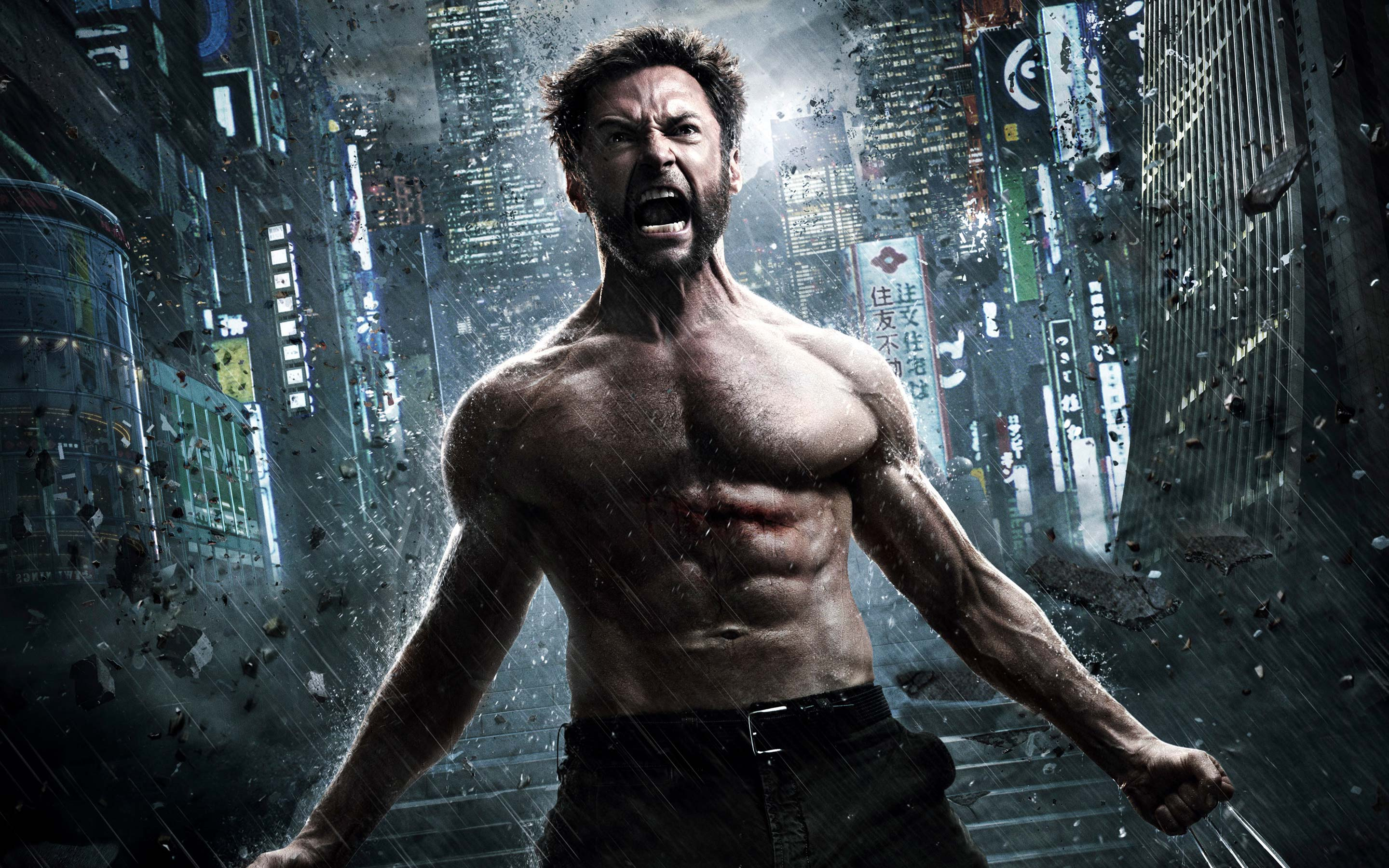 wolverine hugh jackman x men hd wallpapers collection 2880x1800