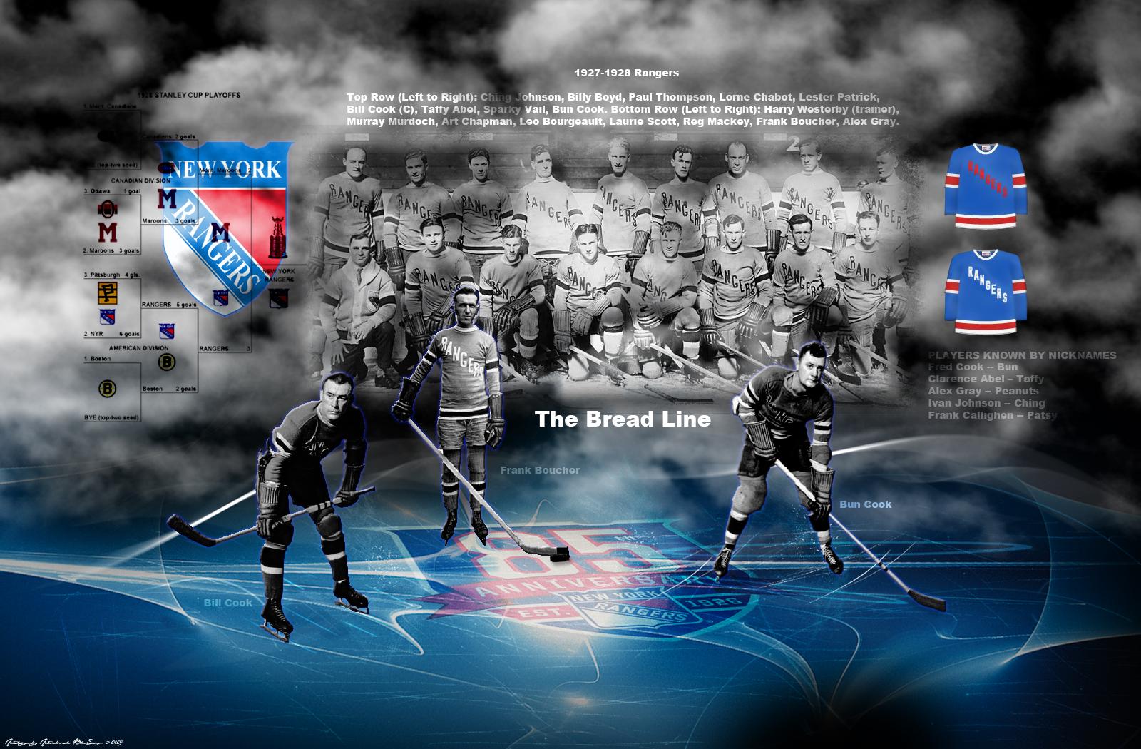 Ny Rangers Wallpaper New york rangers desktop 1600x1050