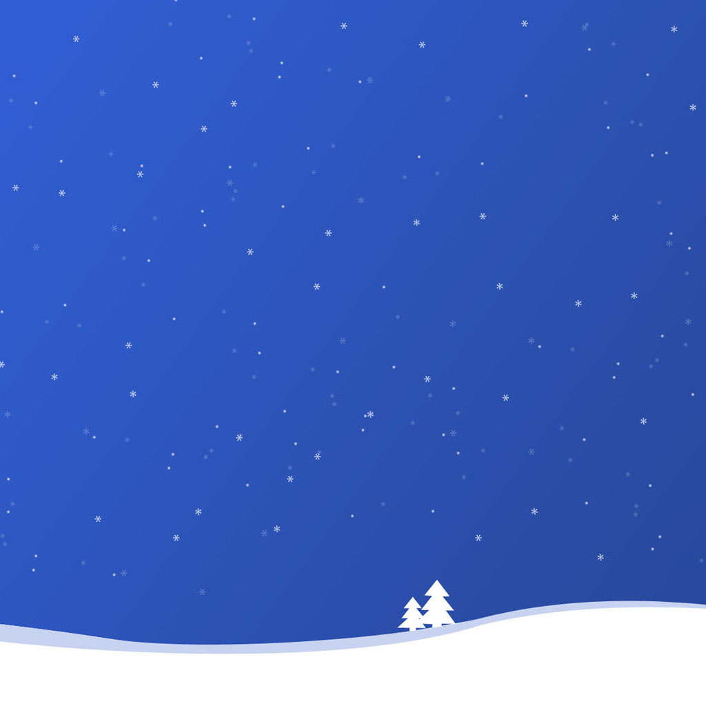 Christmas themed wallpapers for iPad mini 1280 1280 pixels 1024x1024