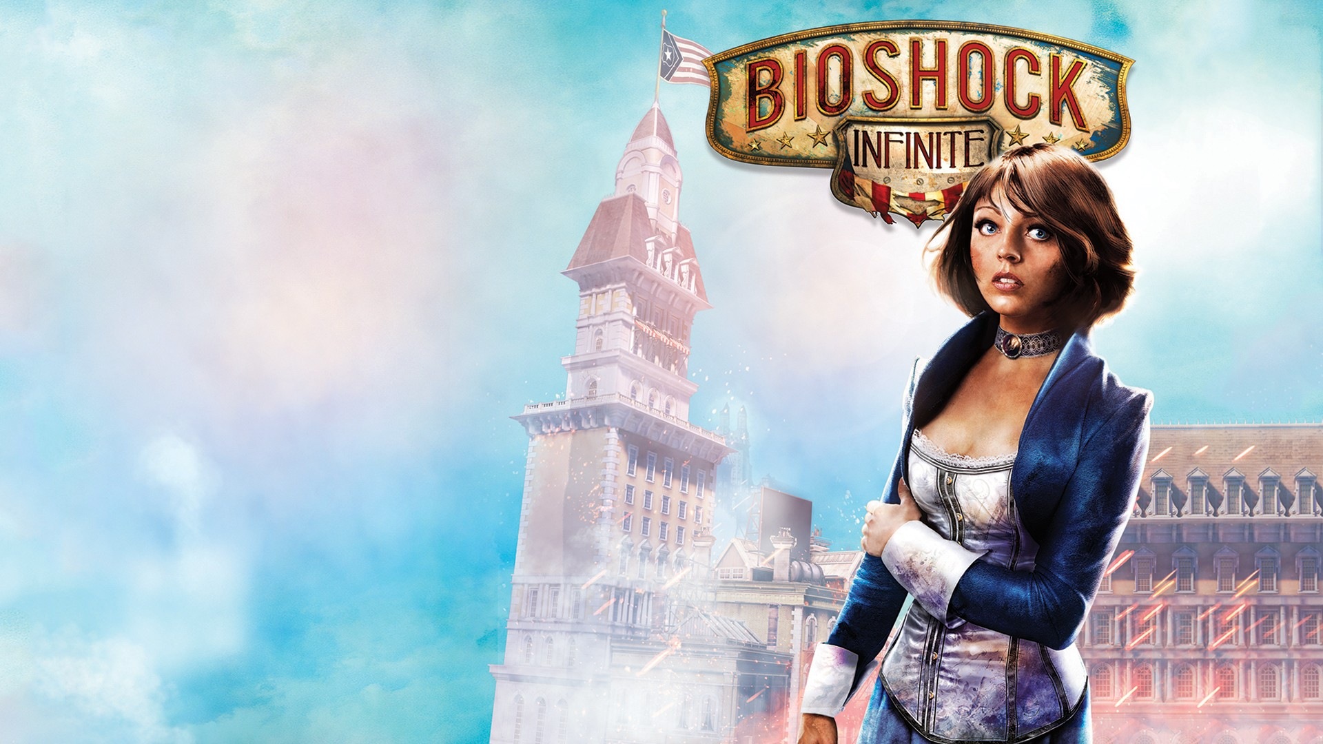 BioShock Infinite HD Wallpaper 1920x1080 ID41210 1920x1080