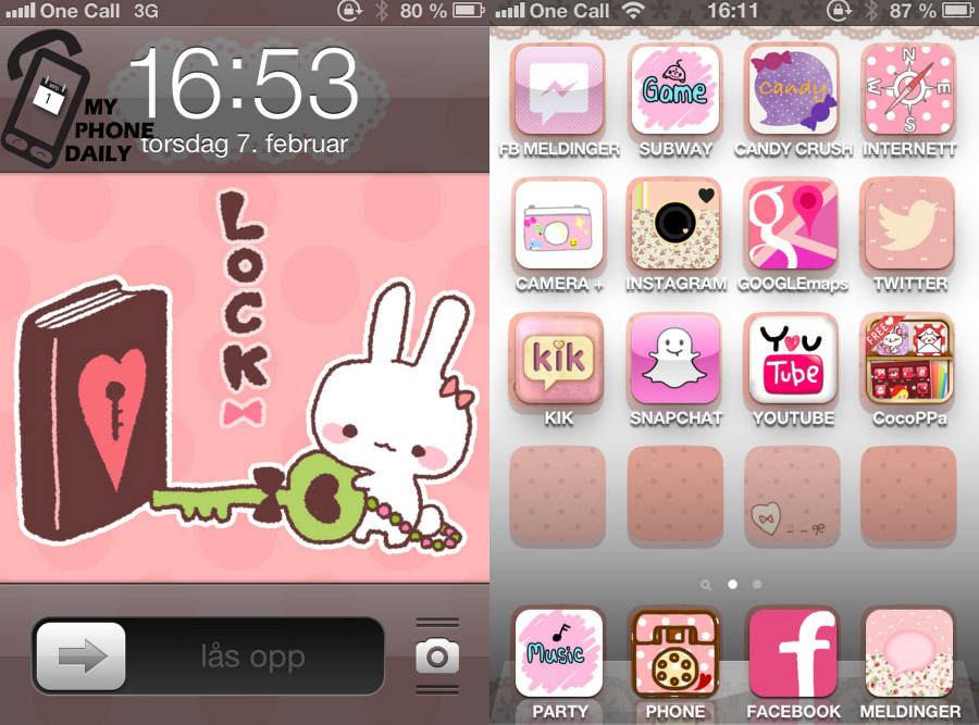 Free Download Cocoppa The Cute Phone Editor My Phone Daily