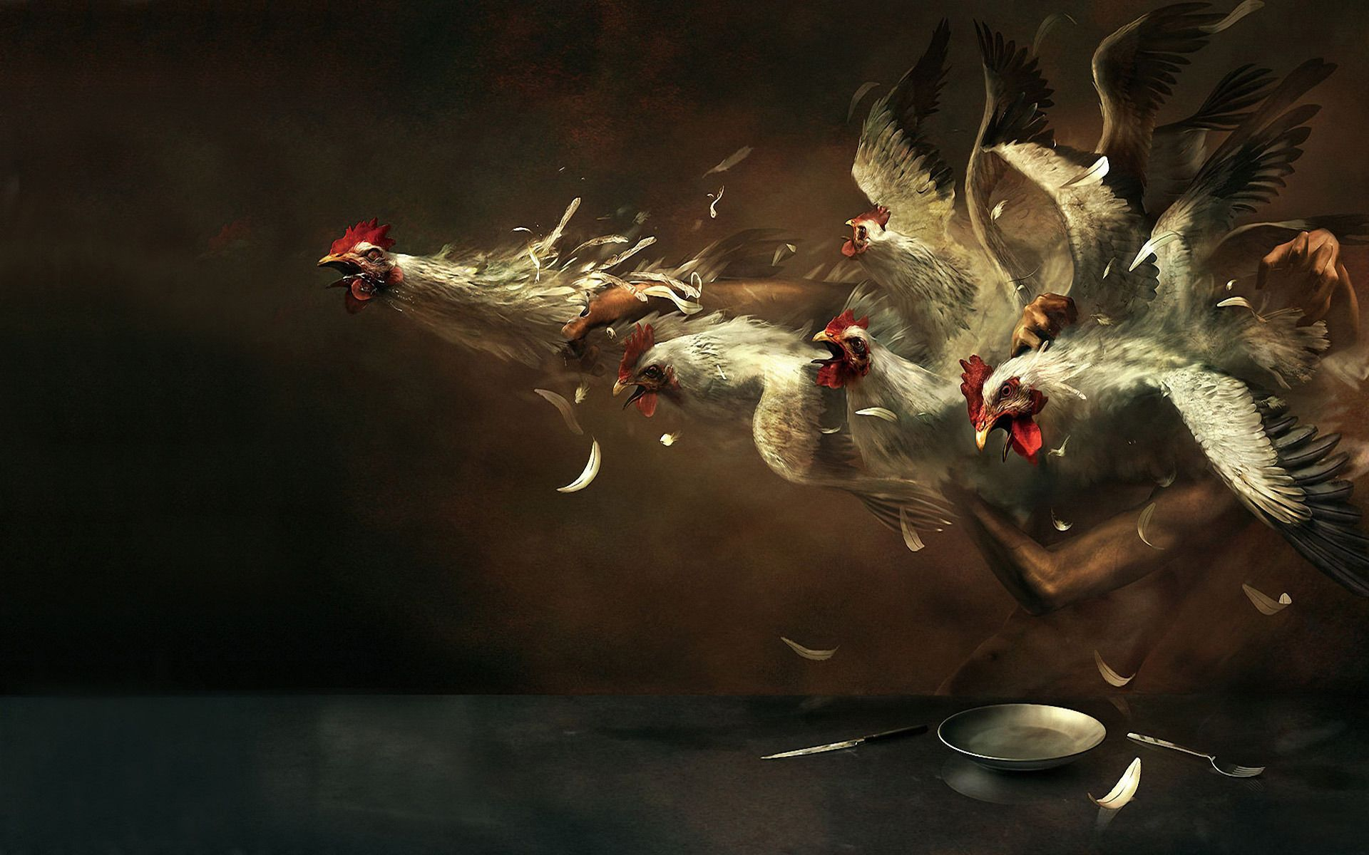 Rooster Wallpapers Rooster Backgrounds 1920x1200